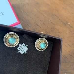 Anna Beck Jewelry - Anna Beck Round Stone Stud Earrings
